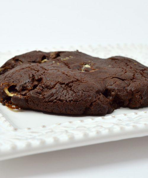 Gooey Marshmallow Chocolate Cookie Gluten Free