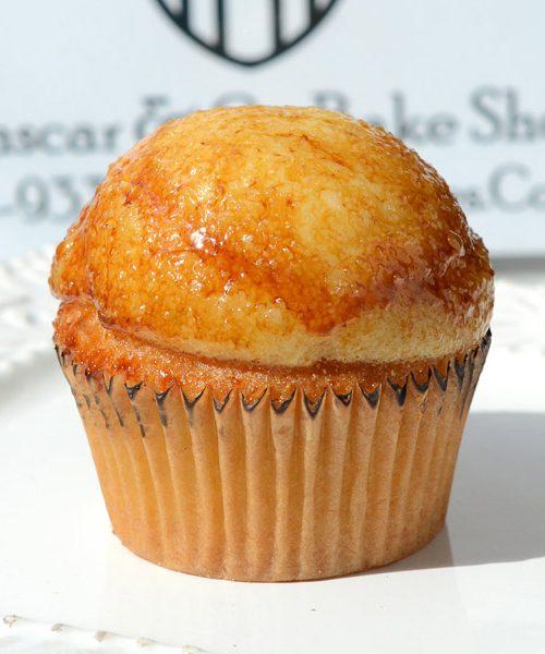 Huascar and Company Creme Brulee Cupcake