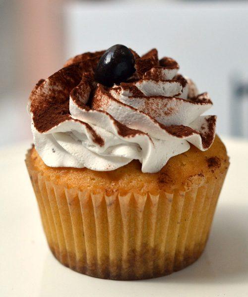 Huascar and Company Bakeshop Tiramisu Cupcake