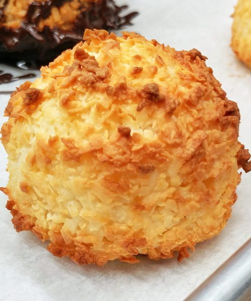 Huascar and Company Bakeshop Tres Leches Coconut Macaroon