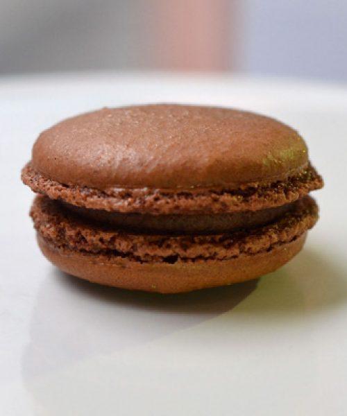 Huascar and Company Chocolate Caliente Cupcake
