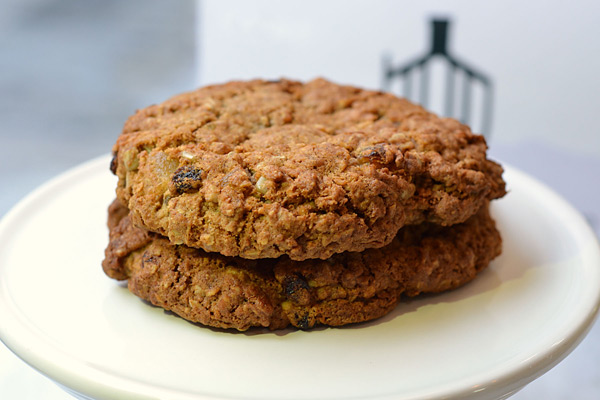 Huascar and Company Bakeshop Oatmeal Rum-Raisin Cookie