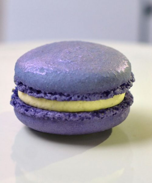 Huascar and Company Bakeshop Lavender Fields French Macaron