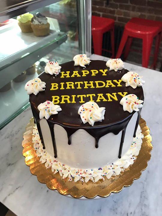 Happy Birthday Brittany Huascar Amp Co