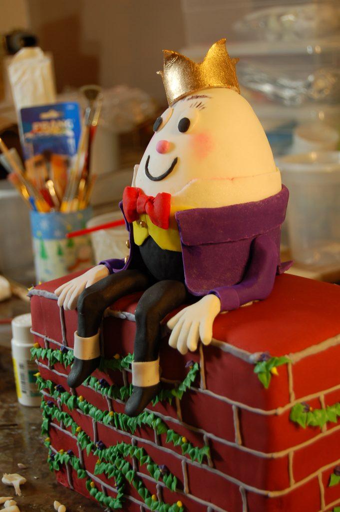 Huascar and Company Bakeshop Humpty Dumpty Cake
