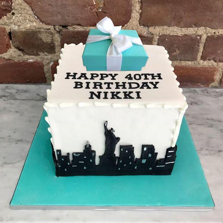 Happy 40th Birthday Nikki Huascar Co Bakeshop