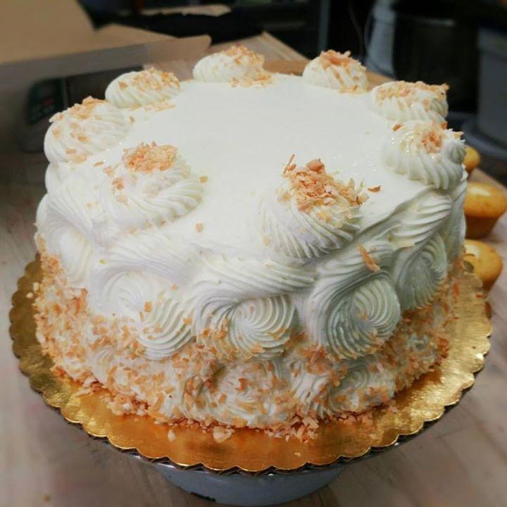 Milks Function In Cake