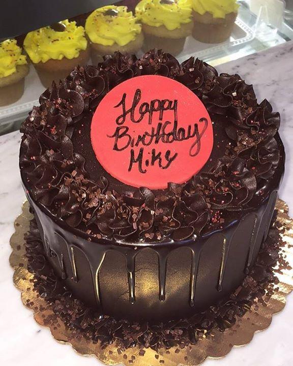 Happy Birthday Mike Huascar Co Bakeshop