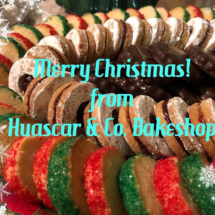 Happy holidays, from our kitchen to yours – HUASCAR & CO ...