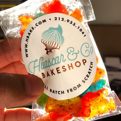 Huascar and Company Bakeshop Hot Mexican Gummies