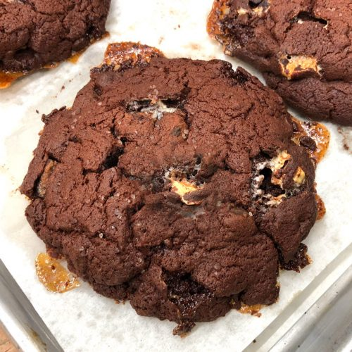 Huascar and Company Bakeshop Gooey Marshmallow Gluten-Free Cookie