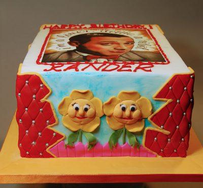 Huascar & Company Bakeshop Pee-Wee Herman Cake