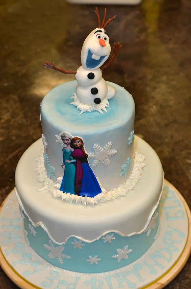 Huascar & Company Bakeshop Frozen Cake