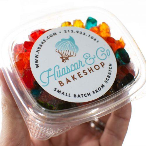 Huascar and Company Bakeshop Hot Mexican Gummies Box