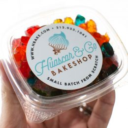 Huascar and Company Bakeshop Hot Mexican Gummies Box